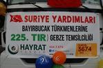 türkmen yardımı
