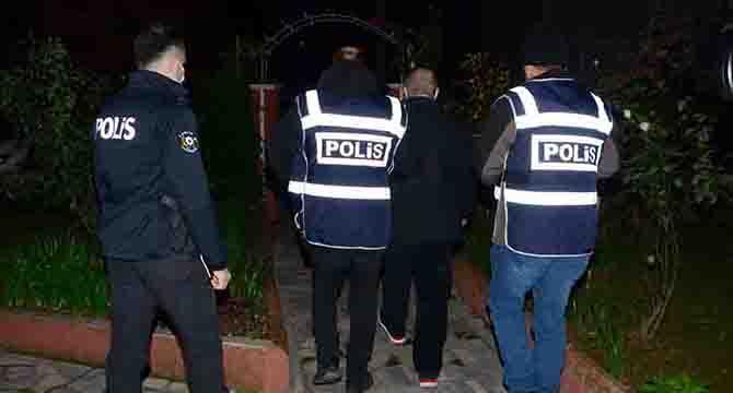 1 Günde 111 kaçak yakalandı