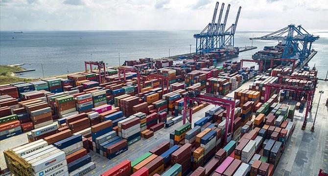2020 Yılında 73 Milyar Dolar Dış Ticaret Hacmi Gerçekleştirilmiştir