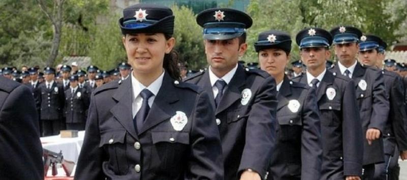 2021 yılı polis alımı başladı