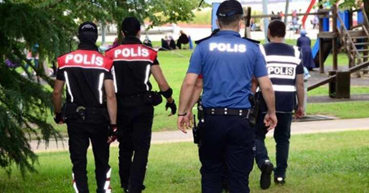 30 kişi yakalandı