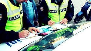 8 ayda 11 milyon 943 bin 794 trafik cezası kesildi