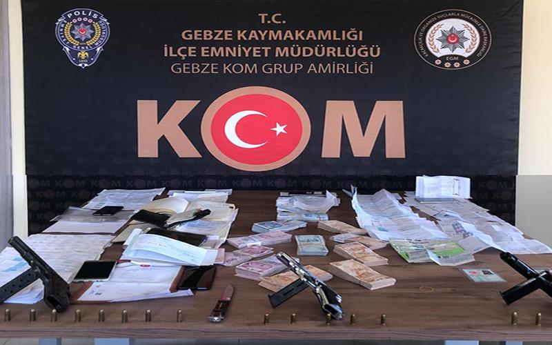 8 tefeci tutuklandı
