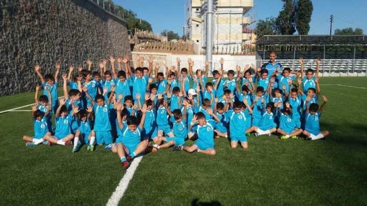 800 Çocuk İçin Yaz Spor Okulu Açıldı