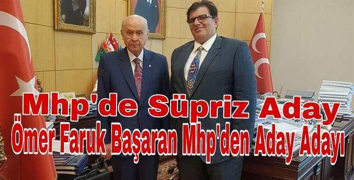 Mhp'den Süpriz Aday