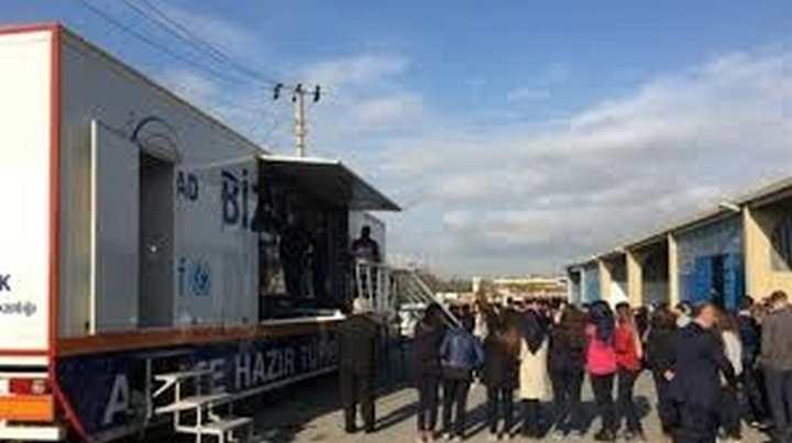 Afad'dan 2 Bin 183 Öğrenciye Deprem Eğitimi verildi