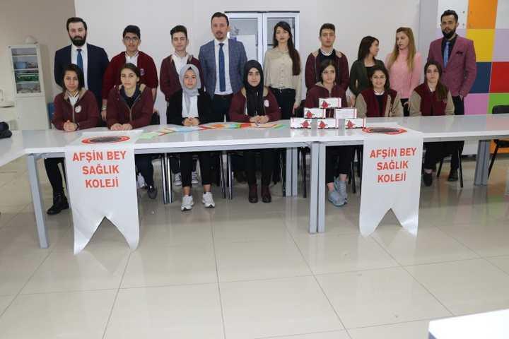 AFŞİNBEY'DEN AFRİN'E DESTEK