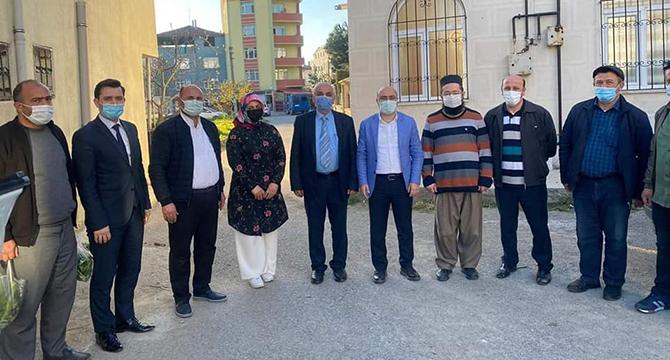 AK Darıca her mahallede Ramazan bereketini paylaşıyor!