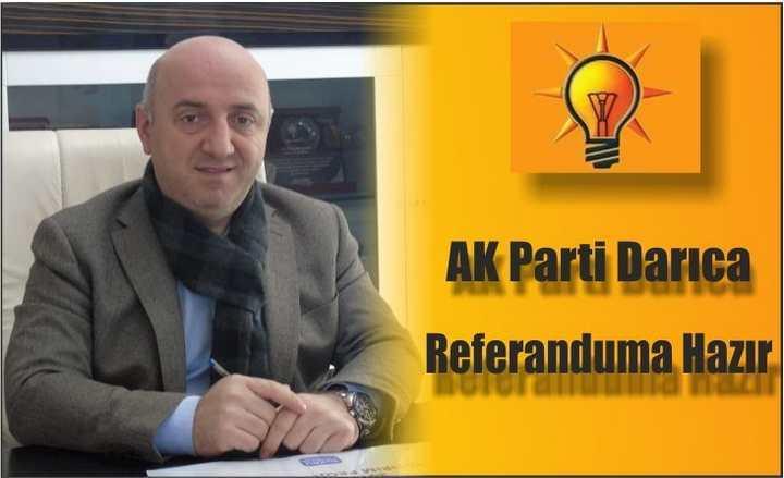 AK Parti Darıca Referanduma Hazır