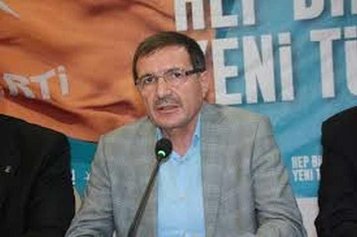 Ak Parti Kocaeli Milletvekili Kaza Yaptı