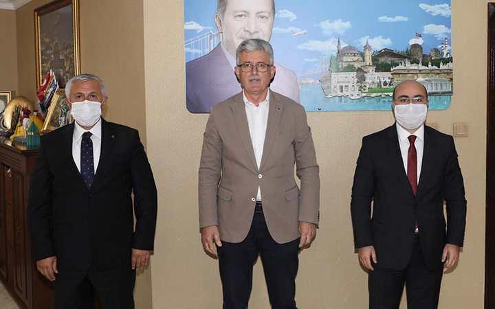 Ak partinin iki ilçe başkan adayı belli oldu