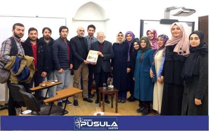 Akademi Lise Öğrenci ve Liderleri Usta Kalemle İstanbul'da Buluştu