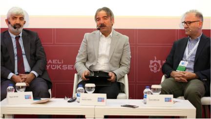 Aktaş ''Beni araştırmacı yapan şehrin sorunlarıdır''
