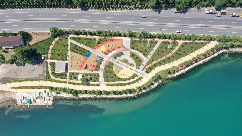 Aktif Park, kullanıma hazır Bu park Türkiye'ye örnek olacak