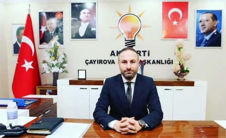 ALİ OSMAN GÜR'DEN AÇIKLAMA