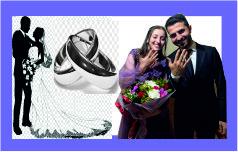 Anıl Demir Evliliğe İlk Adımını Attı