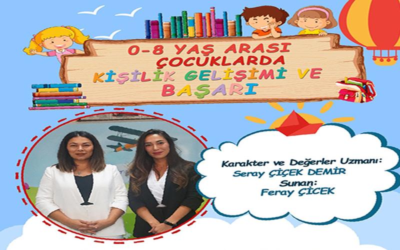 Anne ve babalara çocuk gelişimi destek programı