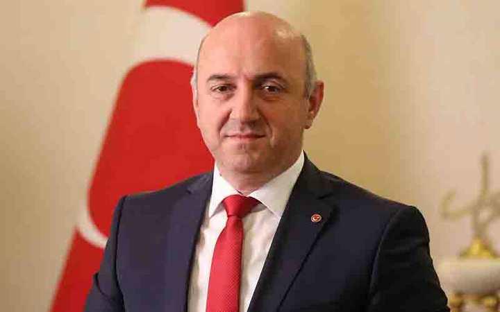 Başkan Bıyık'tan 19 Mayıs mesajı