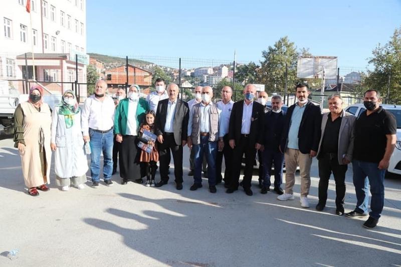 Başkan Büyükgöz'den Halk Meclisi Toplantıları