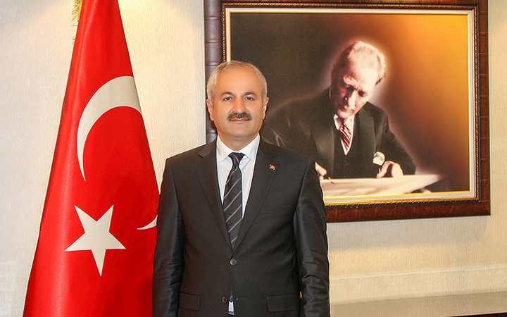 Başkan Büyükgöz'ün 19 Mayıs Mesajı