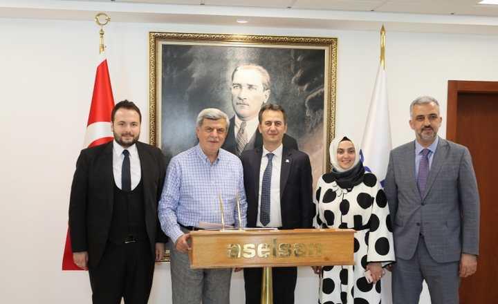 Başkan Karaosmanoğlu, ''ASELSAN, milletimizin gözbebeğidir''