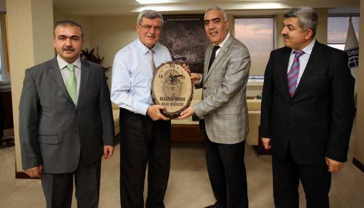 Başkan Karaosmanoğlu, ''Bir metre kare boş alan kalmamalı''