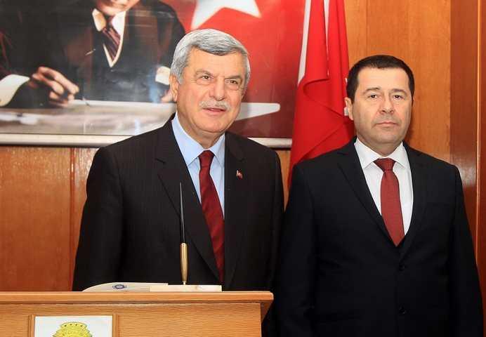 Başkan Karaosmanoğlu, ''Kentimize hoş geldiniz''