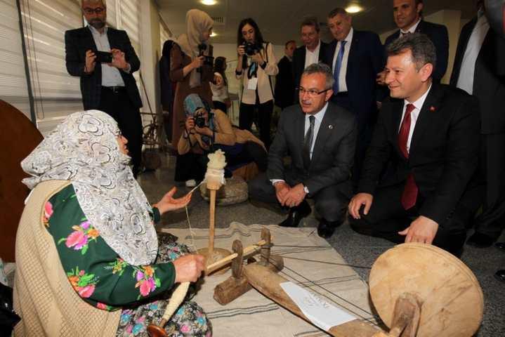 Başkan Köşker'den   Gebze'nin Kültür Mirasına Bir Katlı Daha