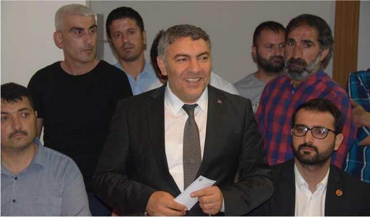 Başkan Şayir'den Toki Sakinlerine Ziyaret
