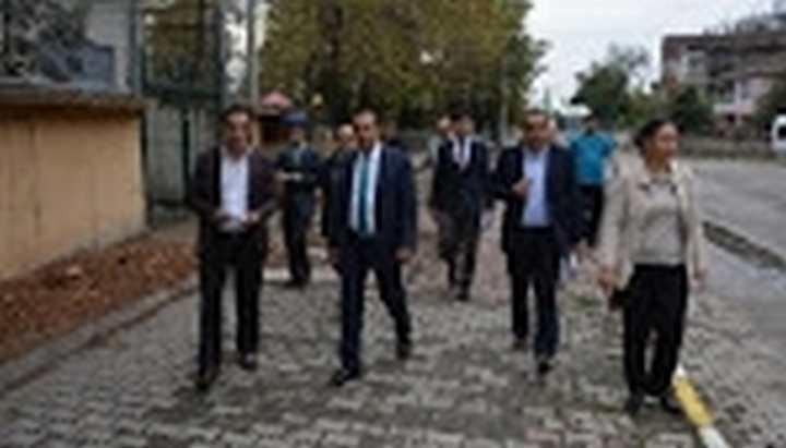 Başkan Toltar Ekibiyle Mahallelere İndi