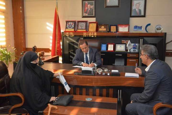 Başkan Toltar, Halkla Buluşmaya Devam Ediyor