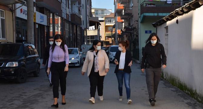 Bayan Yavuz'dan Sosyal Ziyaretler