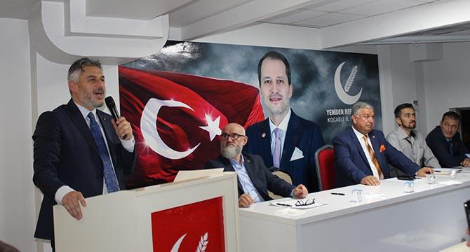 Bekin; Fatih Erbakan en genç cumhurbaşkanı olacak