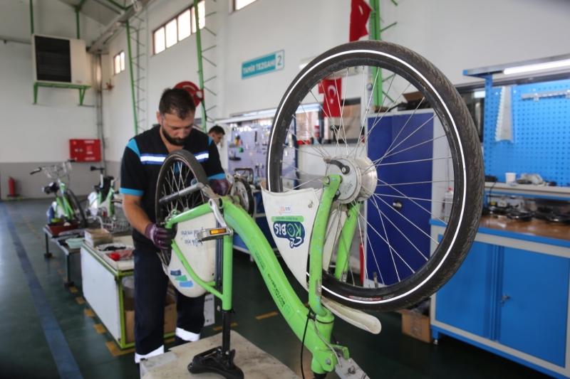 Bisikletlere verilen zararlar kent sakinlerini mağdur ediyor