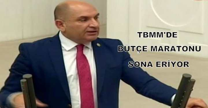 BÜTÇE MAROTONU SONA ERDİ