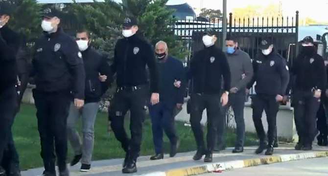 Büyük operasyonda 23 kişi tutuklandı!