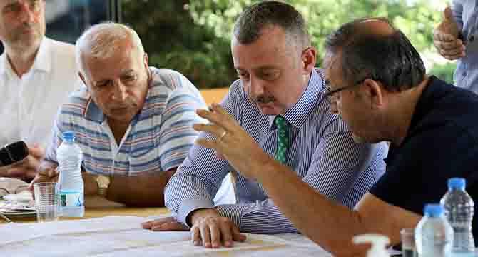 Büyükakın, Gebze'de beklenen projenin detaylarını paylaştı