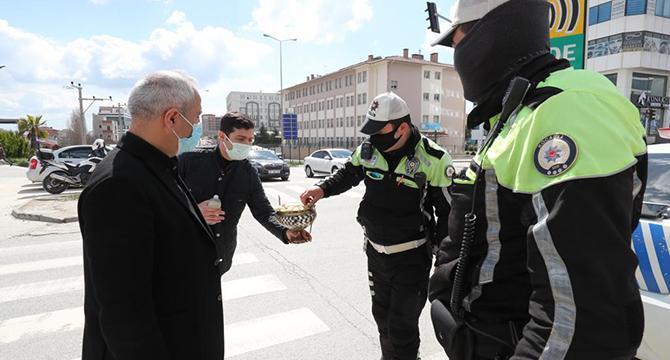Büyükgöz: Polis Teşkilatımızın 176. Kuruluş Yıldönümü Kutlu Olsun