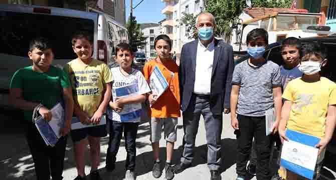 Büyükgöz'den Engelliler Haftası Ziyaretleri