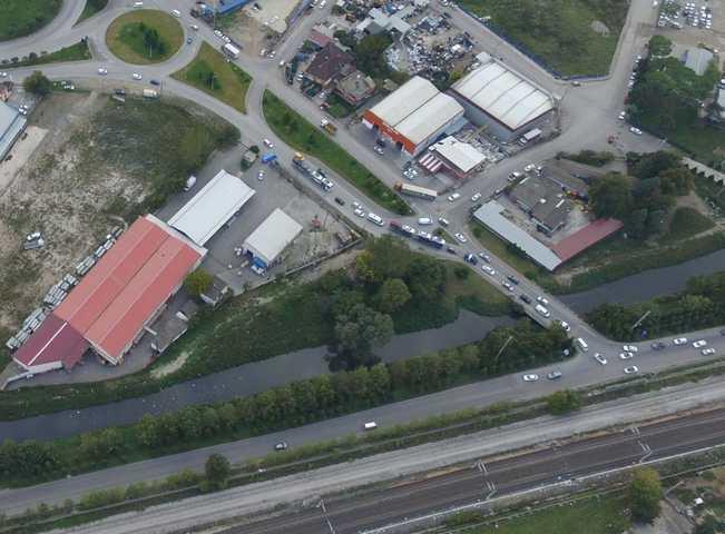 Büyükşehir, Sanayi Mahallesi'nde yer alan İlk Adım Köprüsü genişletilecek