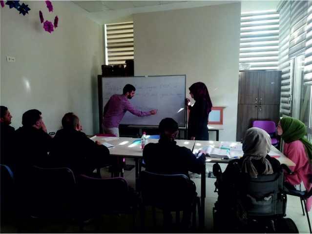 Büyükşehir'den engellilere E-KPSS hazırlık kursu
