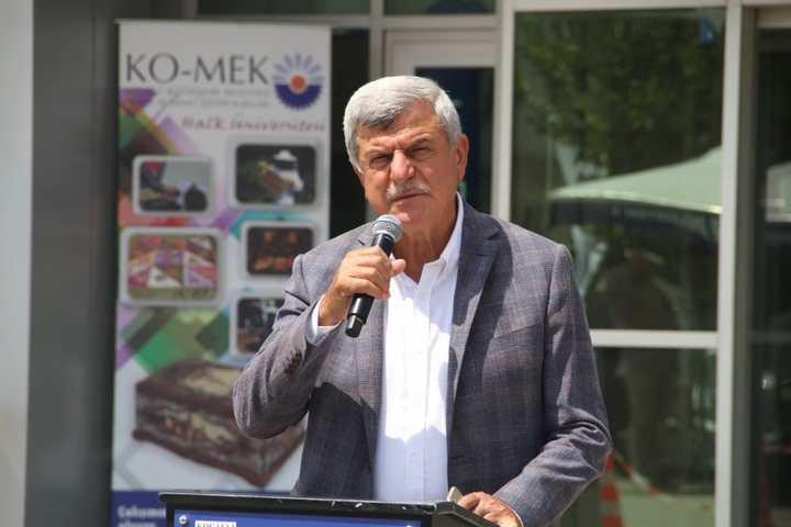 """Büyükşehir'den İstihdama Yeni Katkılar """"Forklift operatörleri sertifikaları aldılar"""""""