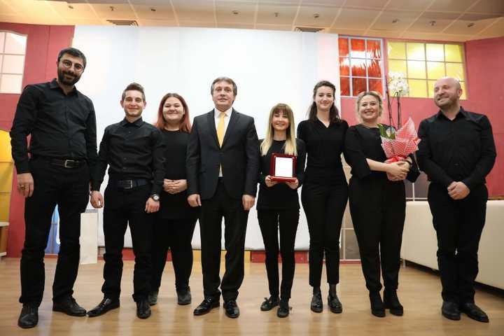 Çayırova Belediyesi 8 Mart Dünya Kadınlar Gününe Özel Program Düzenledi