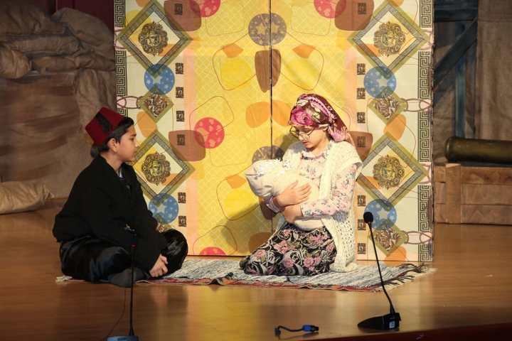 Çayırova Belediyesi Şekerpınar Bilgievi Öğrencileri Çanakkale Zaferi İçin Özel Tiyatro Gösterisi Hazırladılar