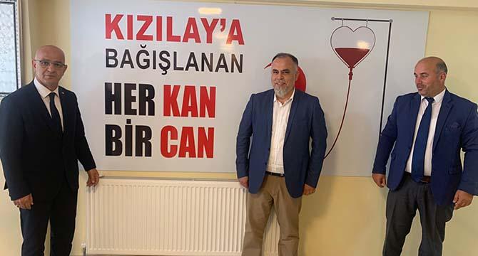 Çayırova MHP Kızılay'ın yanında