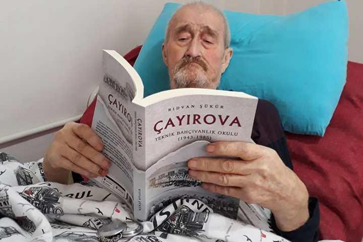 """""""Çayırova Teknik Bahçıvanlık Okulu"""" kitabına ilgi büyük"""