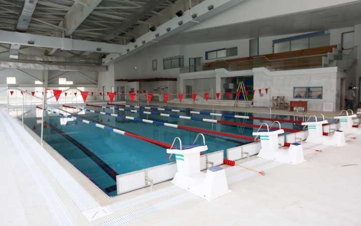 Çayırova'nın İlk Yarı Olimpik Yüzme Havuzu 14 Nisan'da Açılıyor