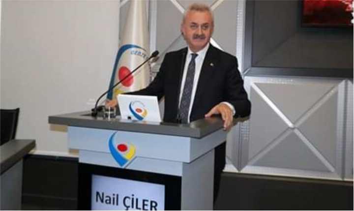 Çiler'den olağan meclis toplantısı