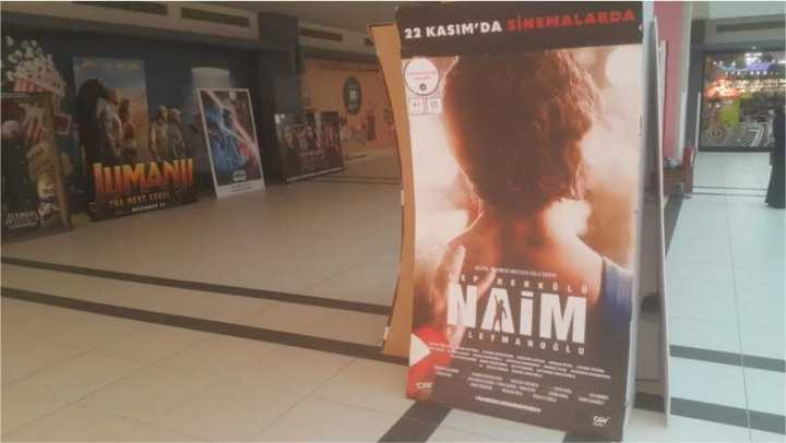 Cinemaximum'da, Yarın Muhteşem Naim Galası