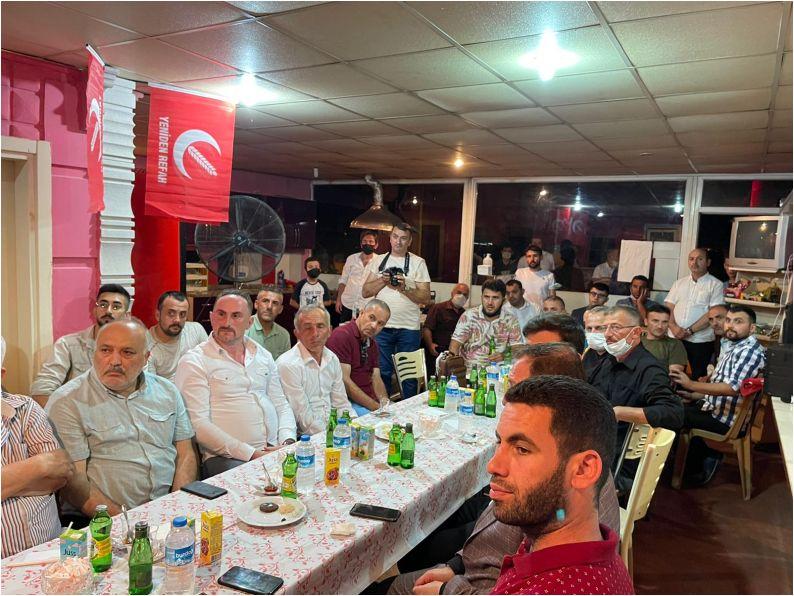 Civelek'ten Görkemli Toplantı
